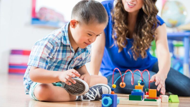 Best Educational Toys For Toddlers With Down Syndrome
