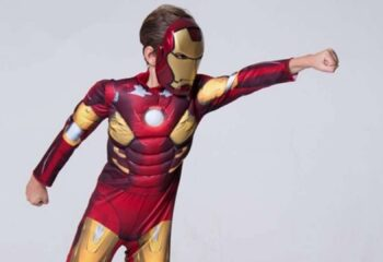 Best Iron Man Mask for Kids