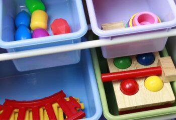 Best Toddler Toy Storage Organizers