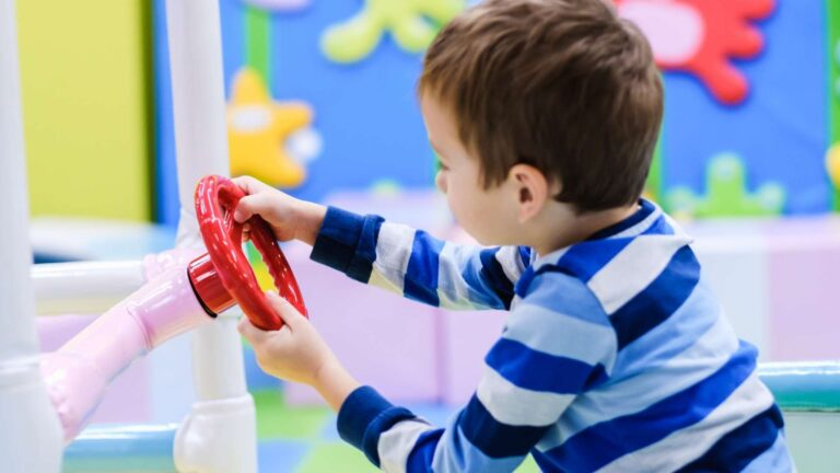 Best steering wheel toy for toddler