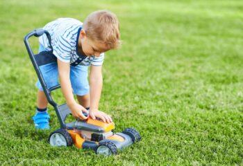 Best Bubble Lawn Mower for Kids