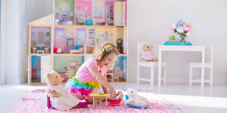 Best Dollhouse for Toddlers Reviews