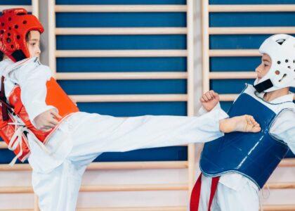 Best Taekwondo Sparring Gear for Kids