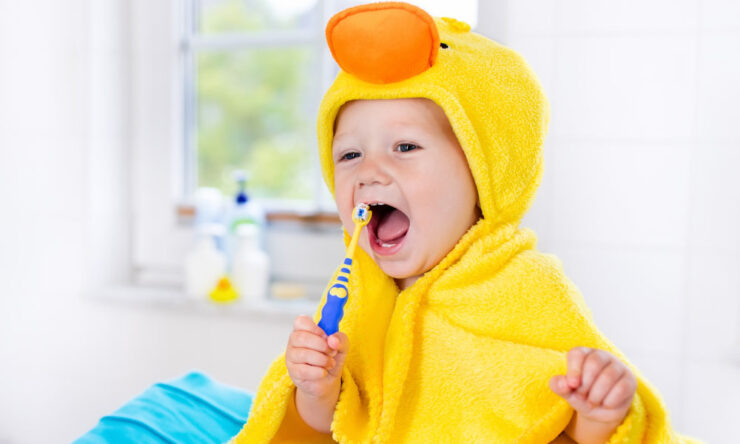Best Toothbrushes For Toddlers