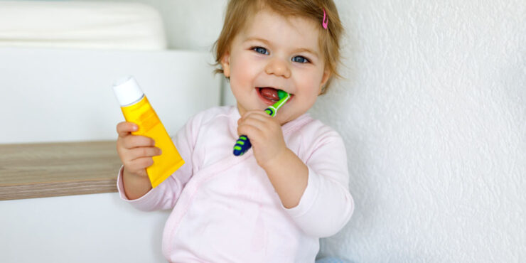 Best Toothpaste for Toddlers