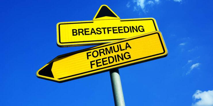 Pros and Cons of Breastfeeding vs Formula Feeding