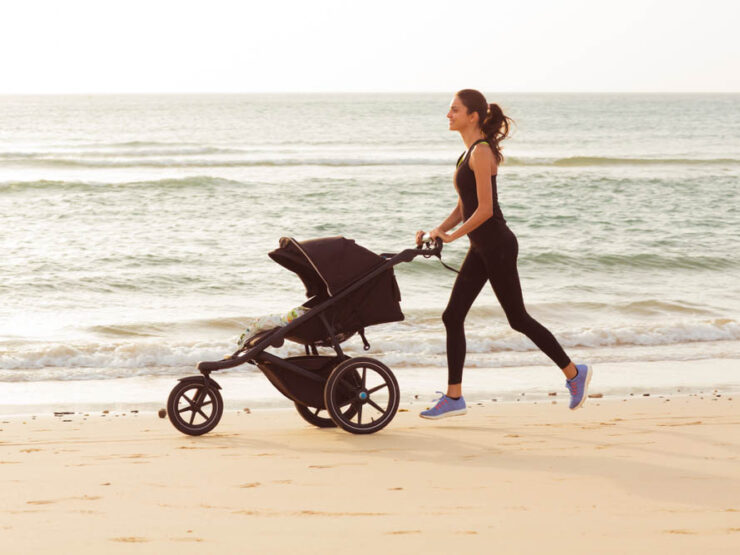 What to Look For In a Jogging Stroller
