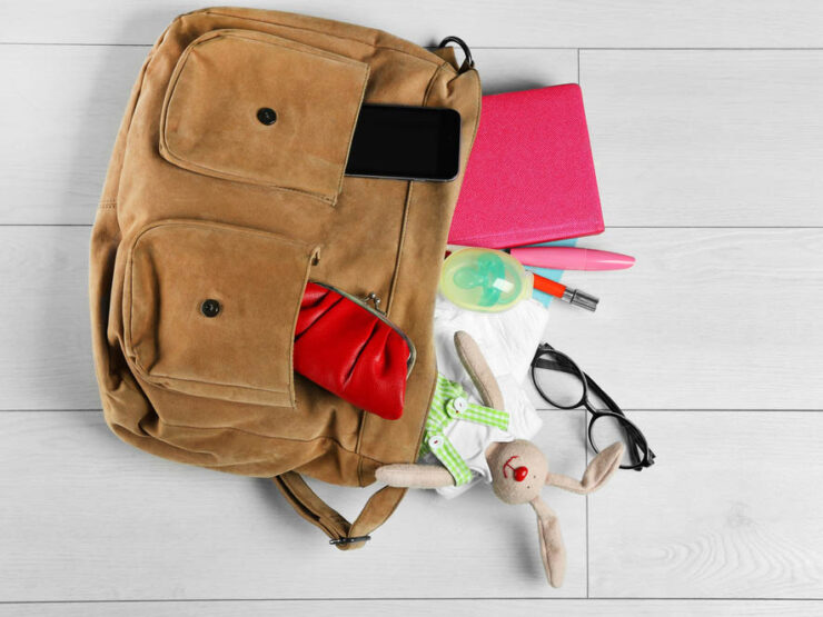 What to look for the dad's diaper bag