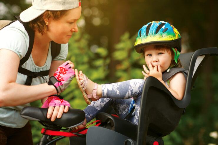 kid seat for bikes