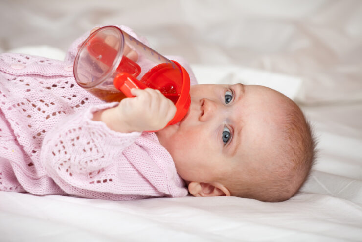 sippy cup for baby