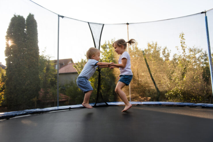 trampoline for toddler