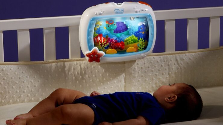 Best Baby Crib Soother