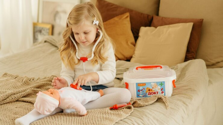 Best Baby Dolls for 1 Year Olds