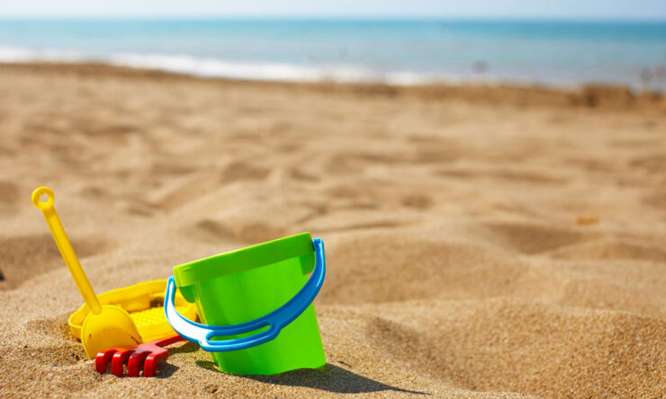Best Beach Toys For Toddlers