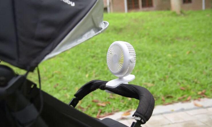 Best Fan For Baby Stroller