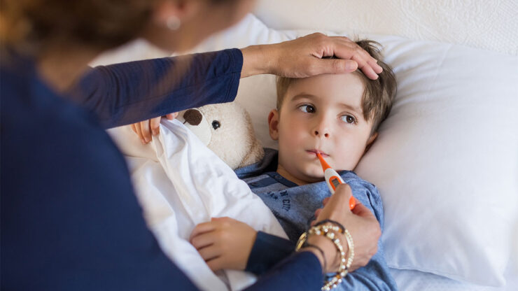 Best Fever Reducers for Toddlers