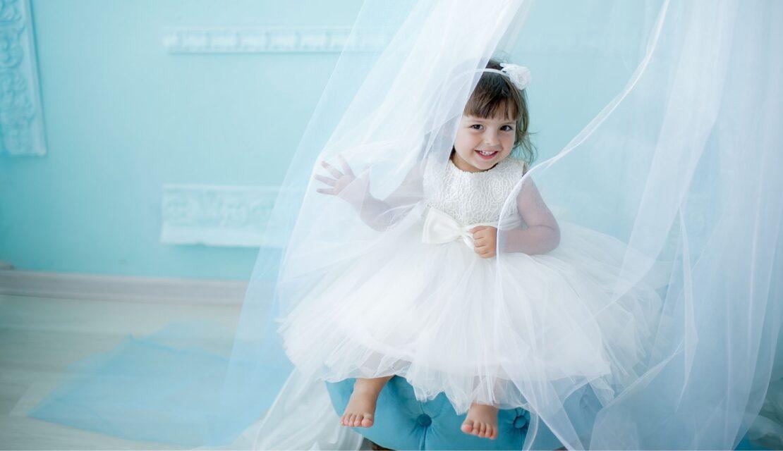 Best First Birthday Dress for Baby Girl