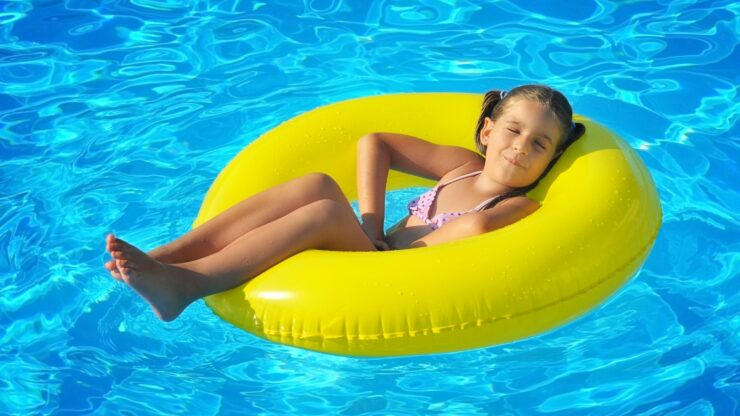 Best Inflatable Pools for Toddlers