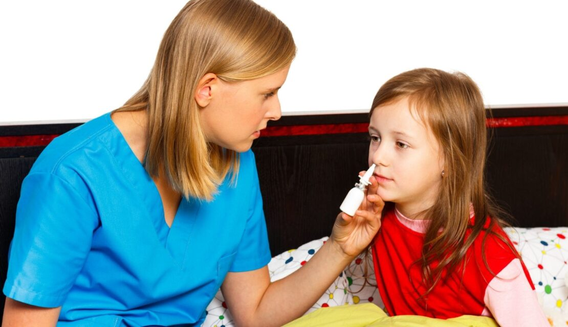 Best Nasal Decongestant for Child