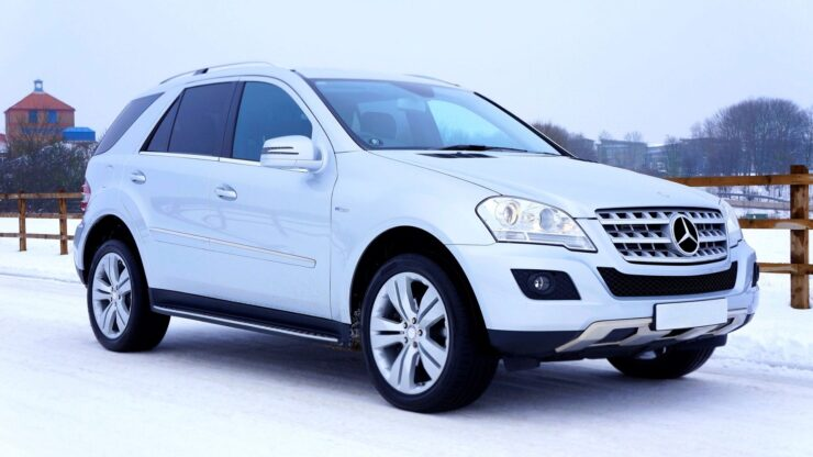 Best SUV for Twins