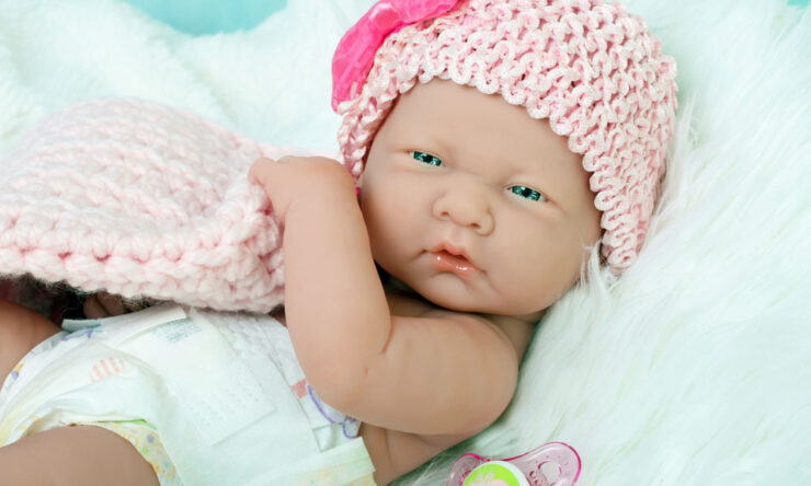 Best Silicone Baby Dolls