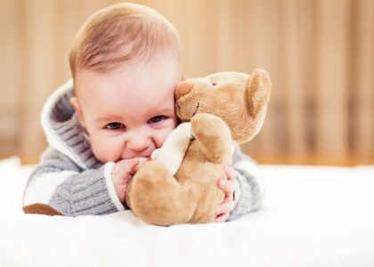 Best Teddy Bear for Baby