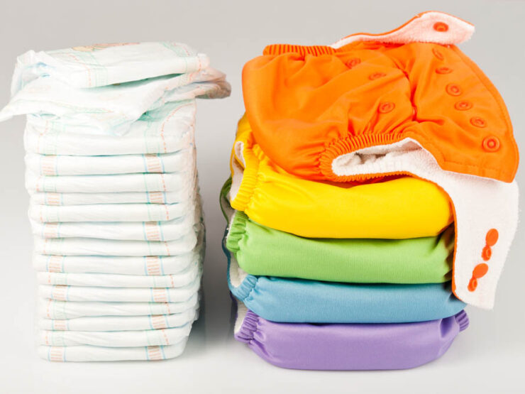 Cloth Diaper or Disposable Diaper