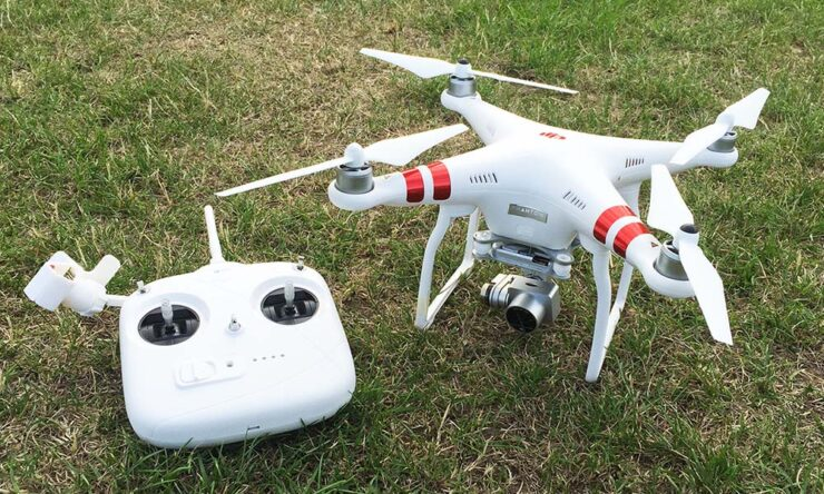 DJI Phantom 3 Standard Quadcopter Reviews