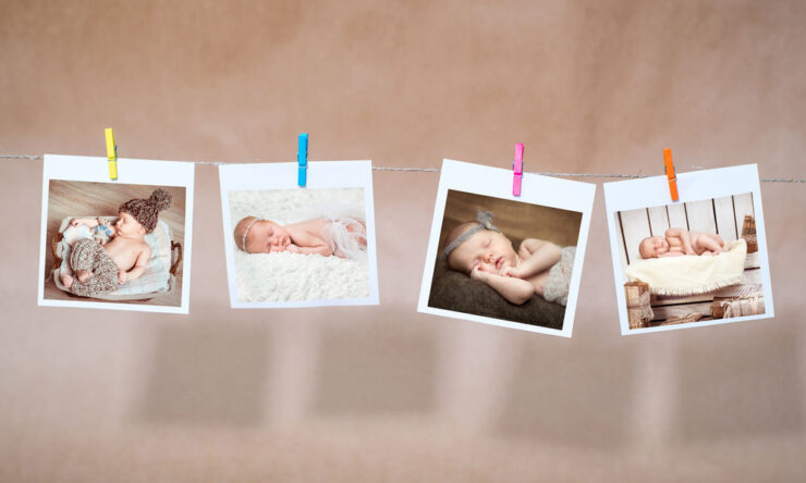 Newborn Photography Ideas for Creative Baby Pictures