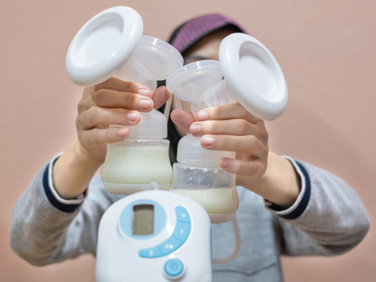 Tips on Preparing and Storing Breast Milk for Your Baby