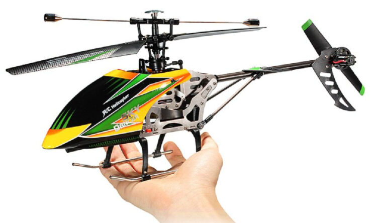 WL V912 Helicopter Review