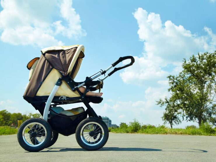 What is a Jogging Travel System