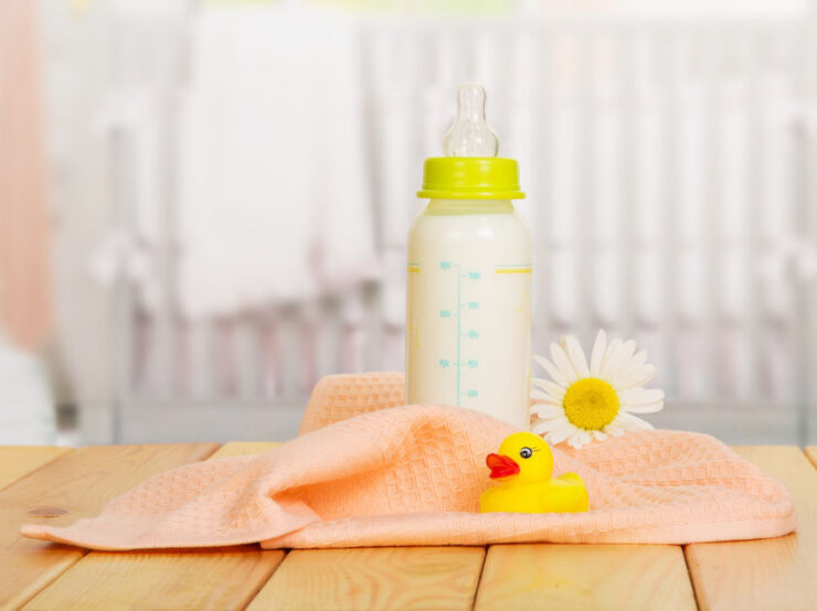 Why use Glass Baby Bottles