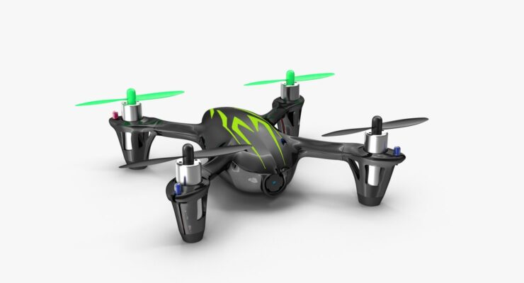 Husban x4 H107C 4 Channel 2.4GHz RC Quad Copter Review