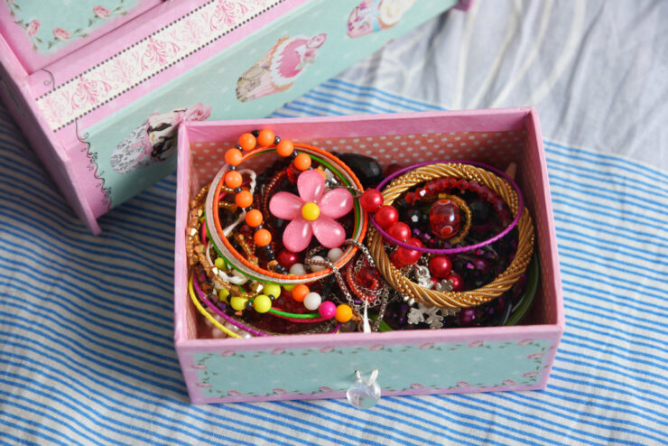 jewelry box for kids