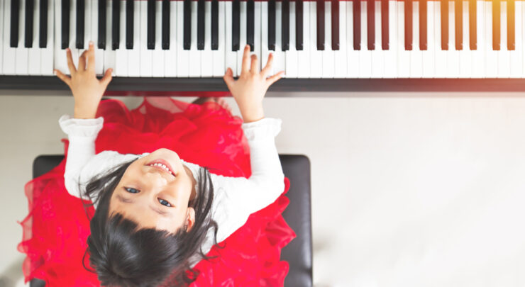 keyboard for kid to learn piano