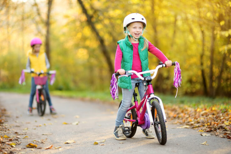 outdoor bikes for kids