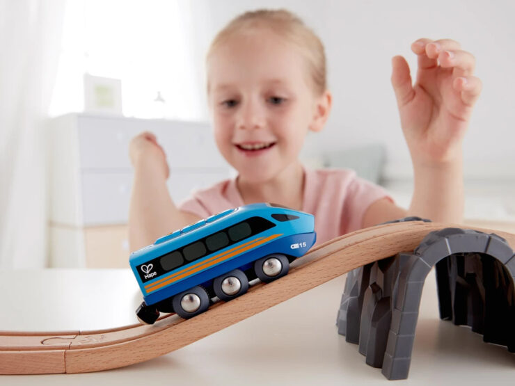 remote control trains