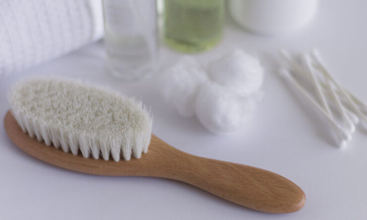 Best Baby Brushes For Cradle Cap