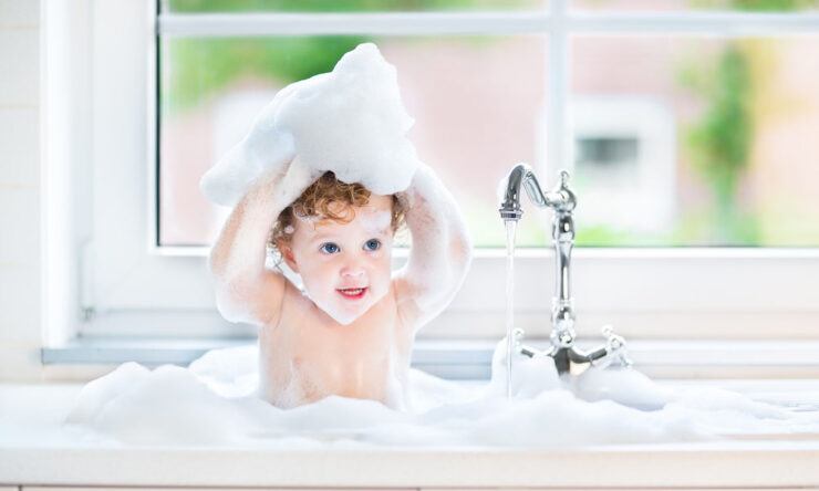Best Bubble Bath For Kids