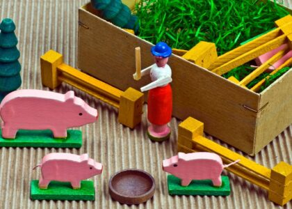 Best Farm Animal Toys for Toddlers