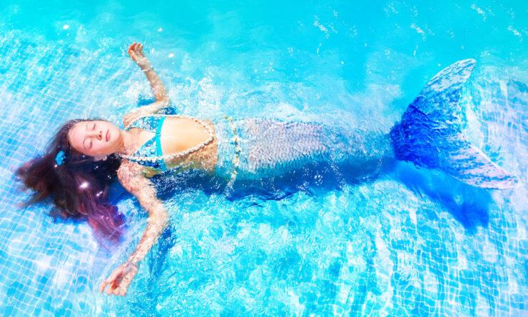 Best Mermaid Tail Blankets for Kids