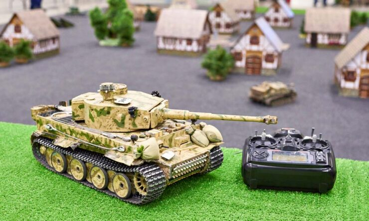 Best Remote Control Tanks Battle Reviews