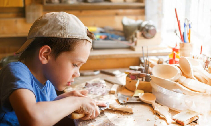 Best Workbenches For Kids