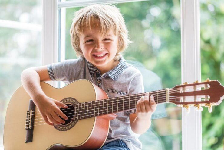 acoustic guitars for kids