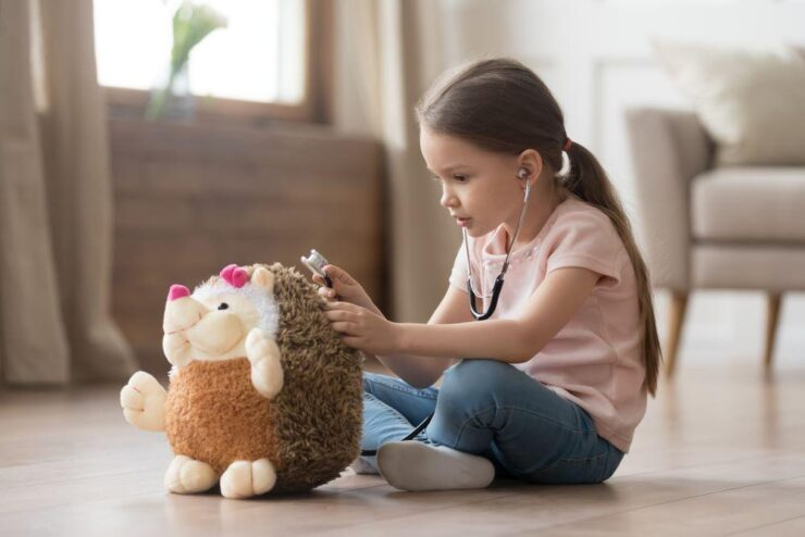 animal toys for curious kids