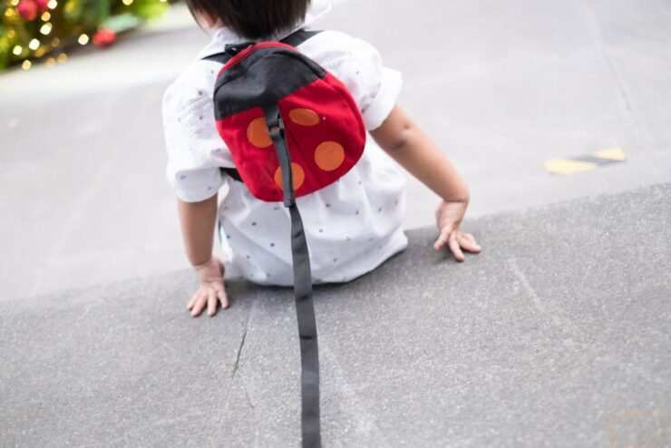 baby toddler safety harness backpack