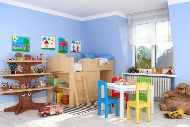 loft beds for kids