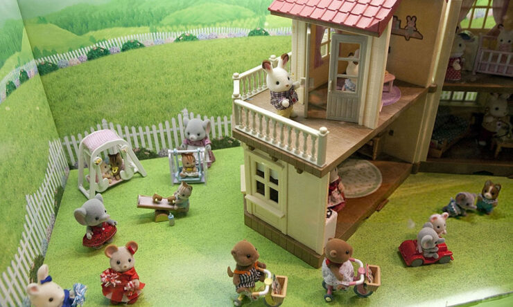 Best Calico Critters