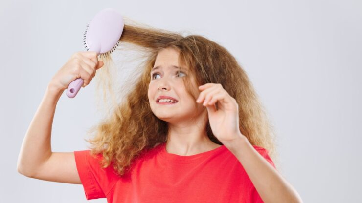 Best Curly Hair Products for Kids
